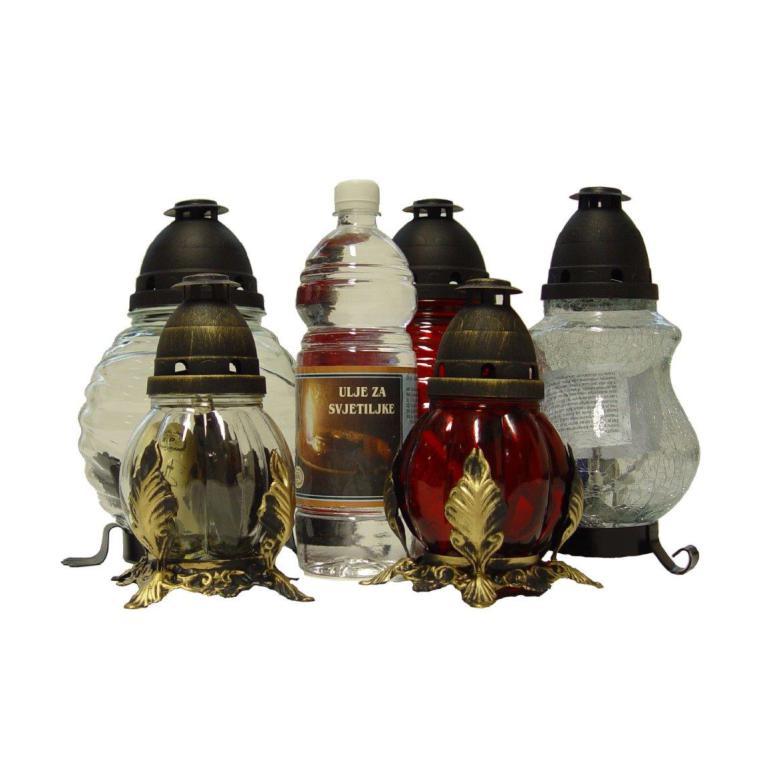 Lampioni na tekuće ulje