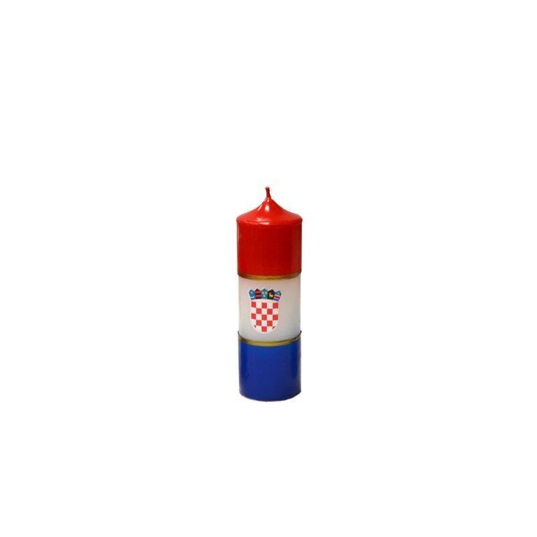 Svijeća hrvatska mala 50*160