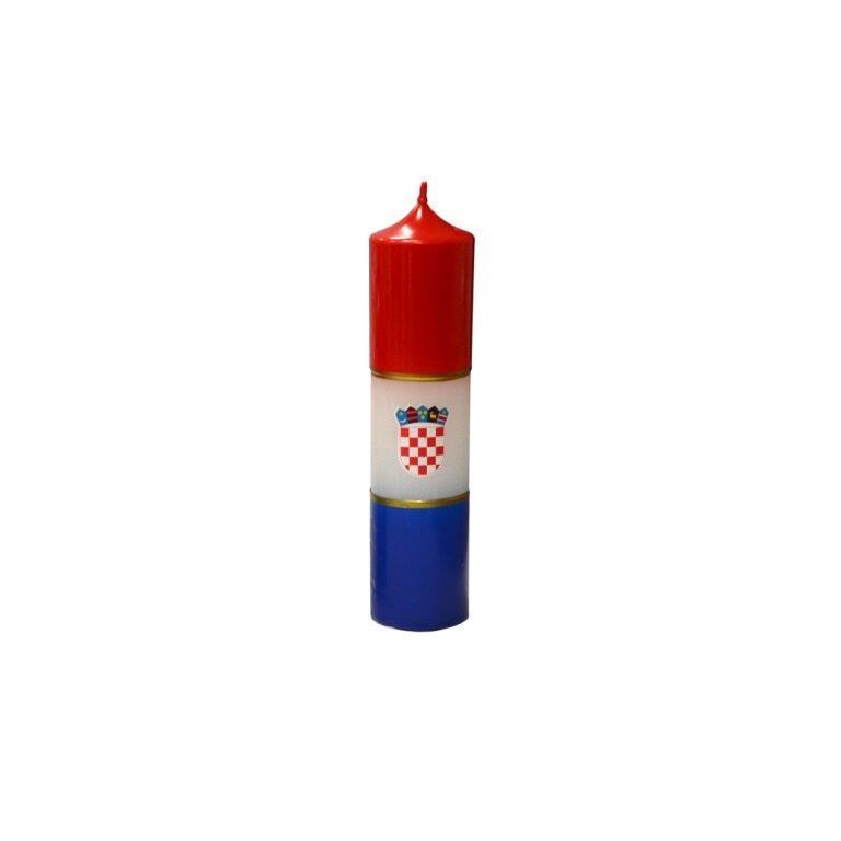 Svijeća hrvatska srednja 50*210