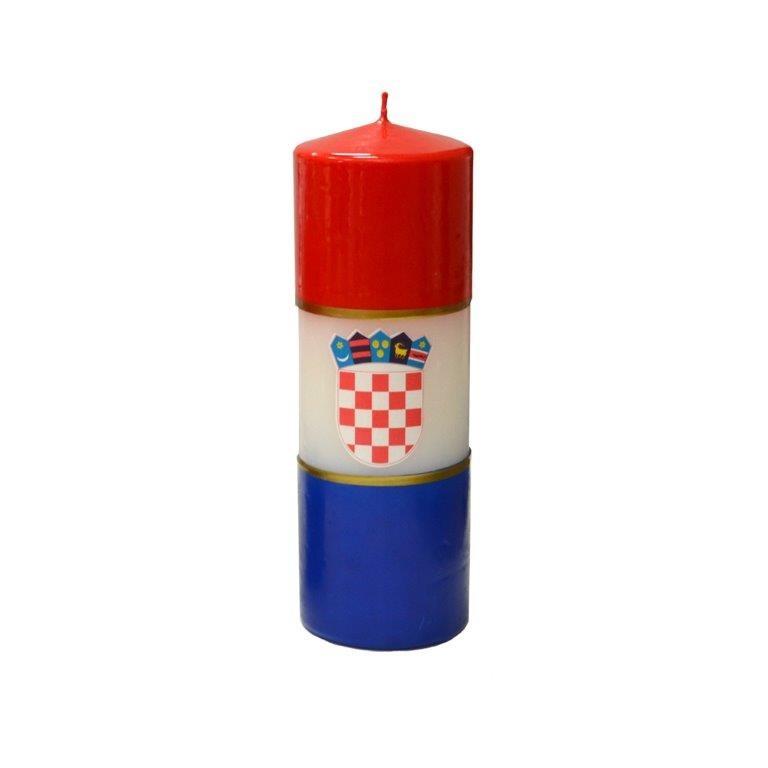 Svijeća hrvatska 70*210