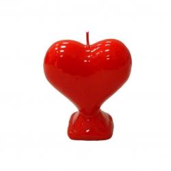 Svijeća srce veće lak