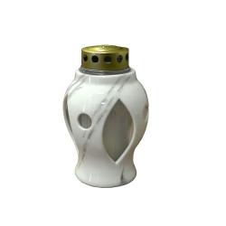 Lampion keramički okrugli