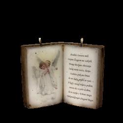 Svijeća knjiga Molitva anđelu čuvaru