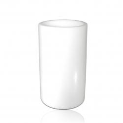 Parafinska posuda valjak s lampicom︱250 x 600 mm